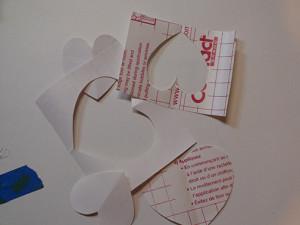 heart print materials 2