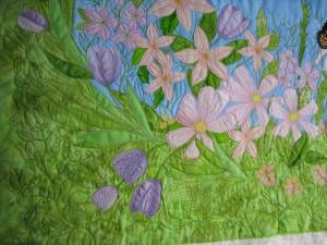garden quilt detail 06 9