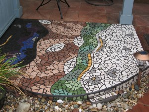front porch mosaic 2