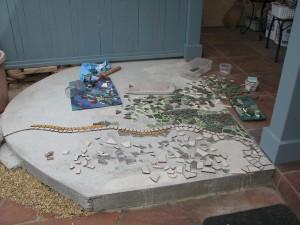 porch mosaic 1