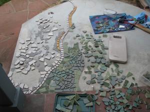 porch mosaic 2