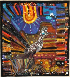 Roadrunner by Judith Roderick. Used with permission