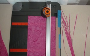 paper cutter strips