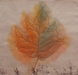 watercolor-abstract-leaf